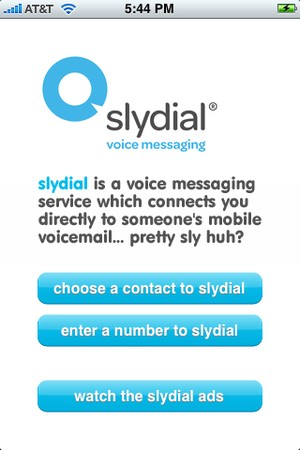 Slydial App for BlackBerry