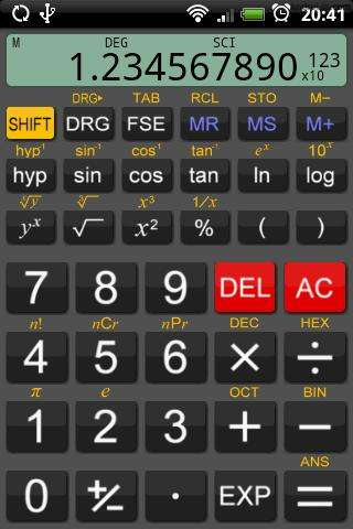 Scientific Calculator App for Android Review