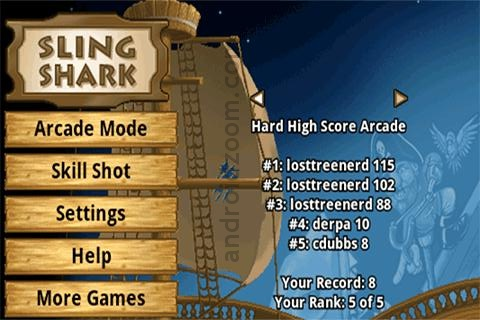 sling-shark-lite-android-game-app