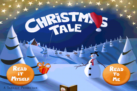Get in the holiday spirit with Christmas Tale App for iPhone