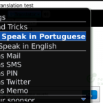 Best Blackberry Translator App - Navita