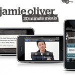 20 Minute Meals with Jaimie Oliver App for the iPhone