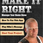 Mike Holmes Make It Right app for iPhone