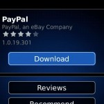 PayPal App for Blackberry Review