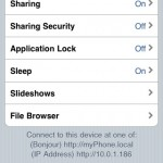 Easily Share files between iPhone and System with Air Sharing app