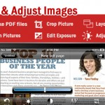 Get all of the tools that you need with PDF Reader Pro App for iPhone