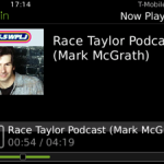 TuneIn Radio App for Blackberry