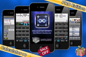 Calculator Infinity App for iPhone