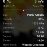 World Weather App for iPhone Review