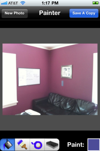 Wall color app home design for App for painting walls