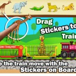 ClickySticky Trains App for iPhone