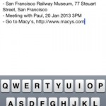 SingleText App for iPhone Review