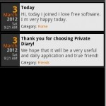 Private Diary App for Android Review