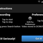 Secret Video Recorder Pro App for Android Review