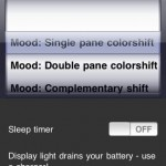Moodlamp 2 App for iPhone Review