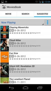 MoviesBook App for Android