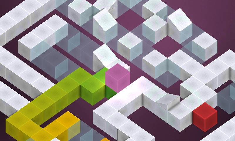 Cube Game App Box-e The Colorful Cube Game