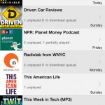 Downcast App for iPhone Review