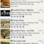 Veg Travel Guide for Vegan & Vegetarians iPhone App