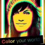 Popkick Colorful Camera iPhone App Review