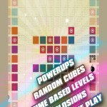 Grid Buster iPhone Game App Review