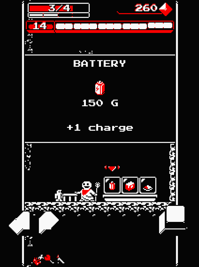 Downwell Android Game app Review
