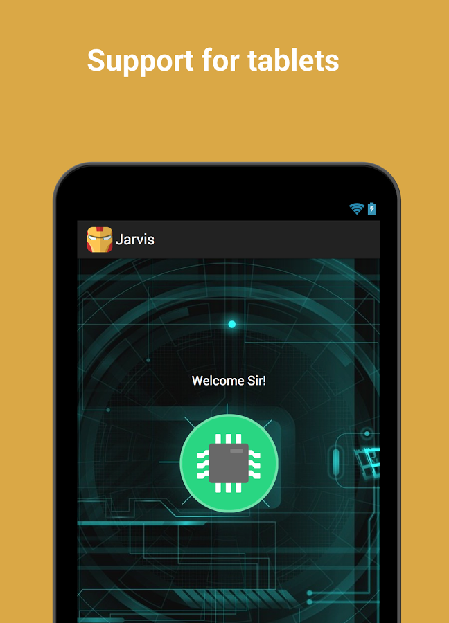 Jarvis PRO - Voice Assistant app for Android