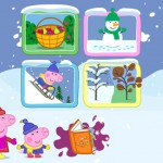 Peppa Pig: Seasons – Autumn and Winter iPhone App Review