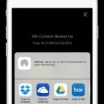 Super Backup Contacts iPhone App Review