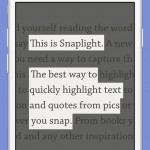 Snaplight – Photo Highlighter iPhone App Review