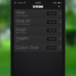 GrillTime iPhone App Review