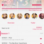 SERIST TV Show Tracking iPhone App Review