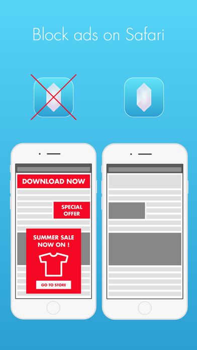 Crystal Adblock iPhone App Review