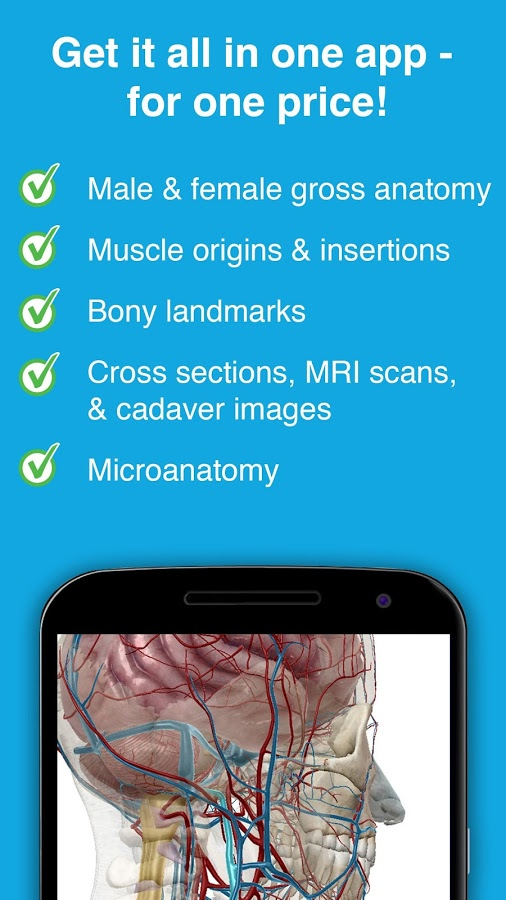 Human Anatomy Atlas 2017 Android App Review