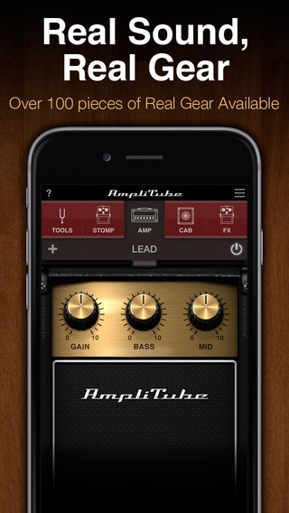AmpliTube LE iPhone Music App Review