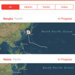 My Hurricane Tracker Pro iPhone App Review