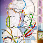 Ticket to Ride Android Game App Review