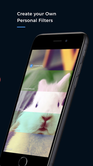 Infltr – Infinite Filters iPhone App Review
