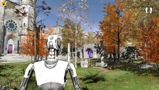 The Talos Principle app for iPhone Review