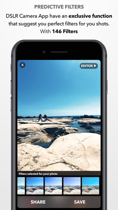 DSLR Camera iPhone App Review