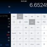 PCalc – Best Calculator iPhone App Review
