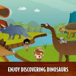What Were Dinosaurs Like iPhone Game App Review