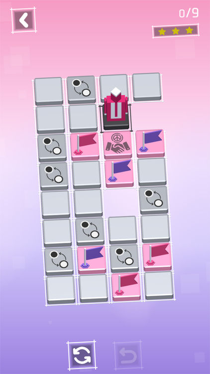 Fliplomacy Puzzle Game for iPhone Review