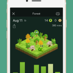 Forest Stay Focused iPhone App Review