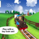 Toca Train Android Game App Review