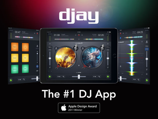 djay 2 iPhone App Review