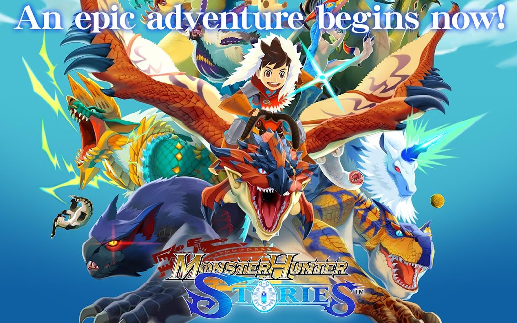 Monster Hunter Stories Android Game App Review