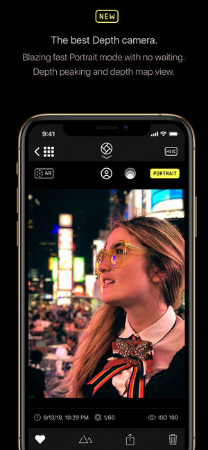 Halide Camera iPhone App Review