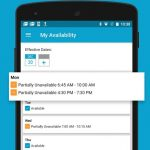 HotSchedules – Employee Scheduling Android App