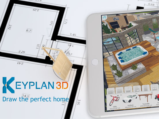 Keyplan 3D - Home Design iPhone App Review